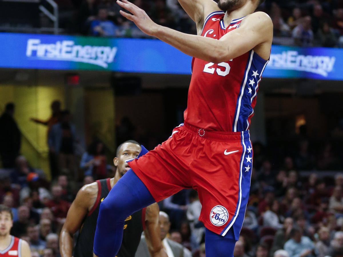 Simmons, Embiid lead 76ers past Cavs in Butler's return