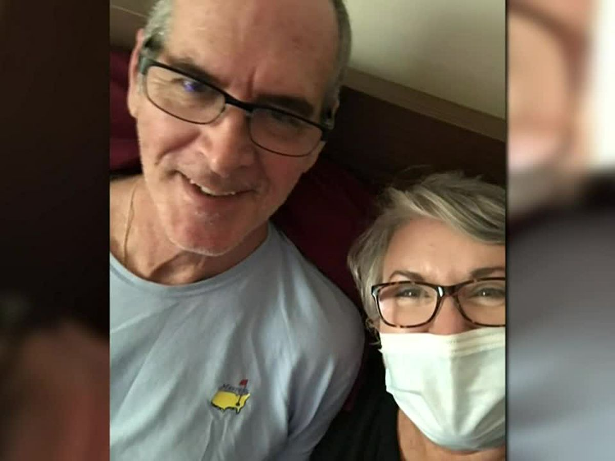 Woman gets job at long-term care facility to see her husband amid pandemic restrictions