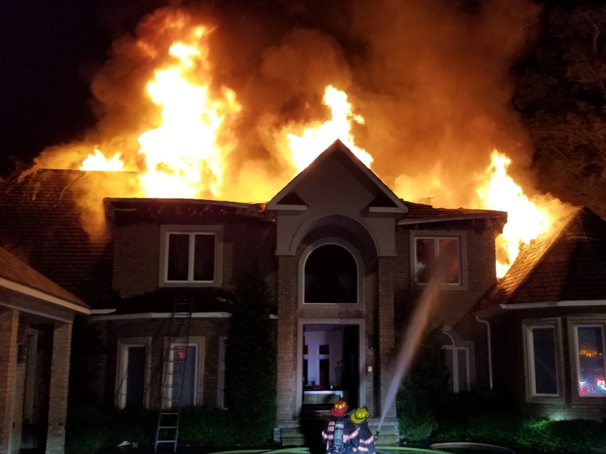No injuries reported in Hanover attic fire