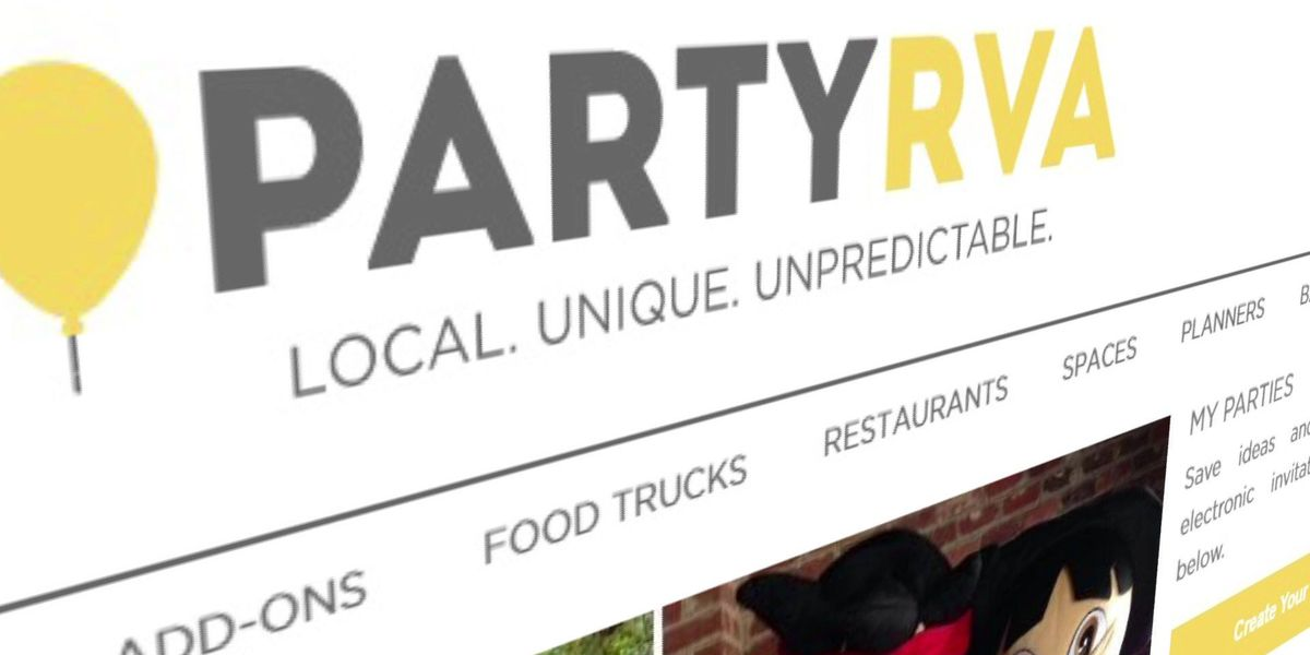 PartyRVA wants to make party planning easier