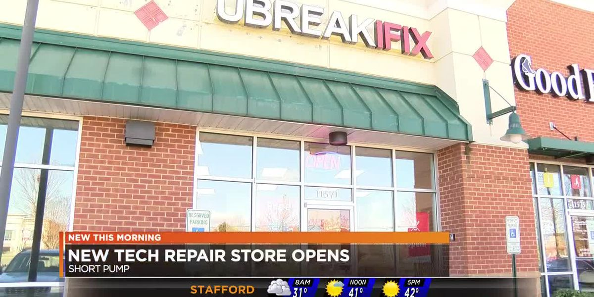 New tech repair store opens in Short Pump