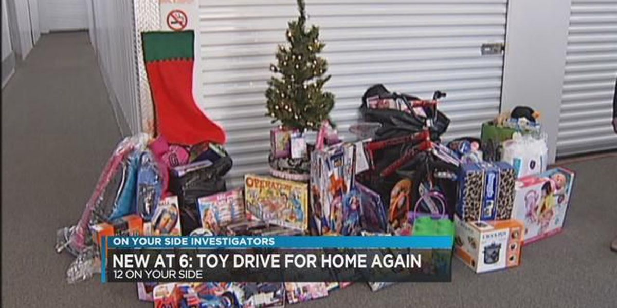 Local moving company launches annual Christmas toy drive
