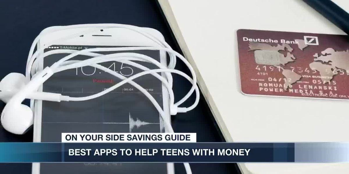 Apps for your young adult may really like for figuring out finances