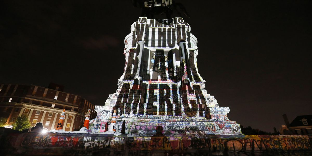 NYT names Lee statue most influential American protest art