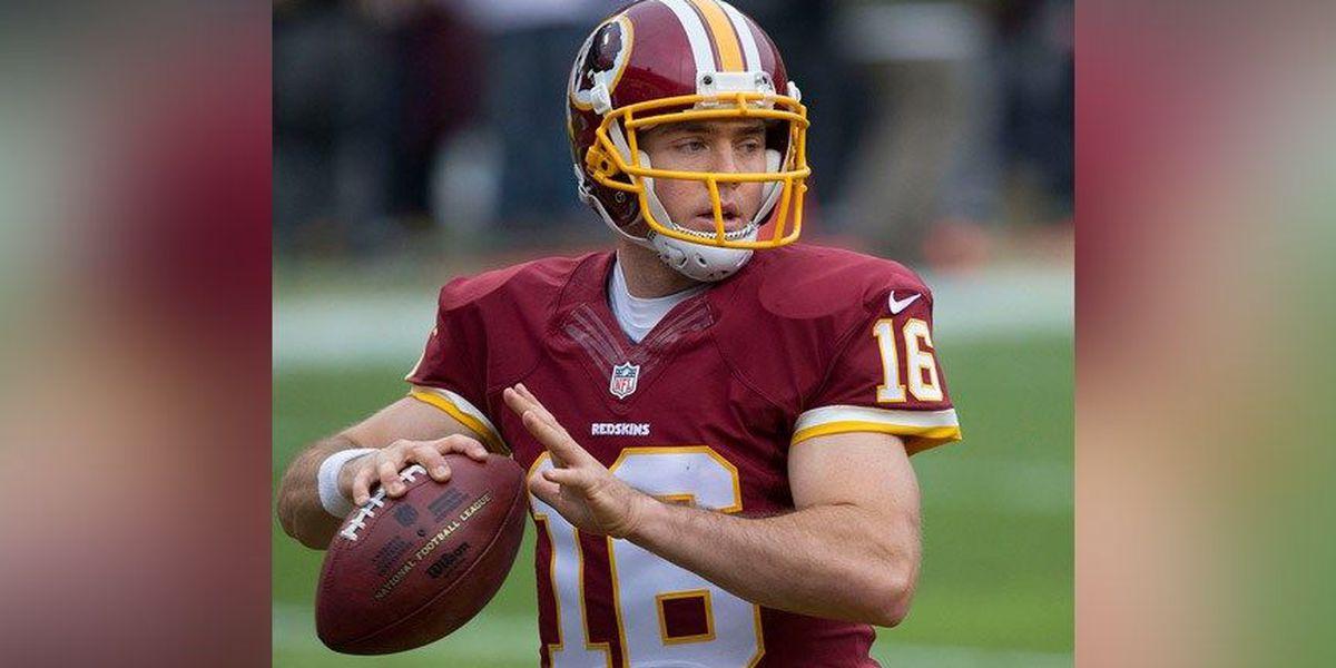 Redskins sign backup quarterback Colt McCoy to extension