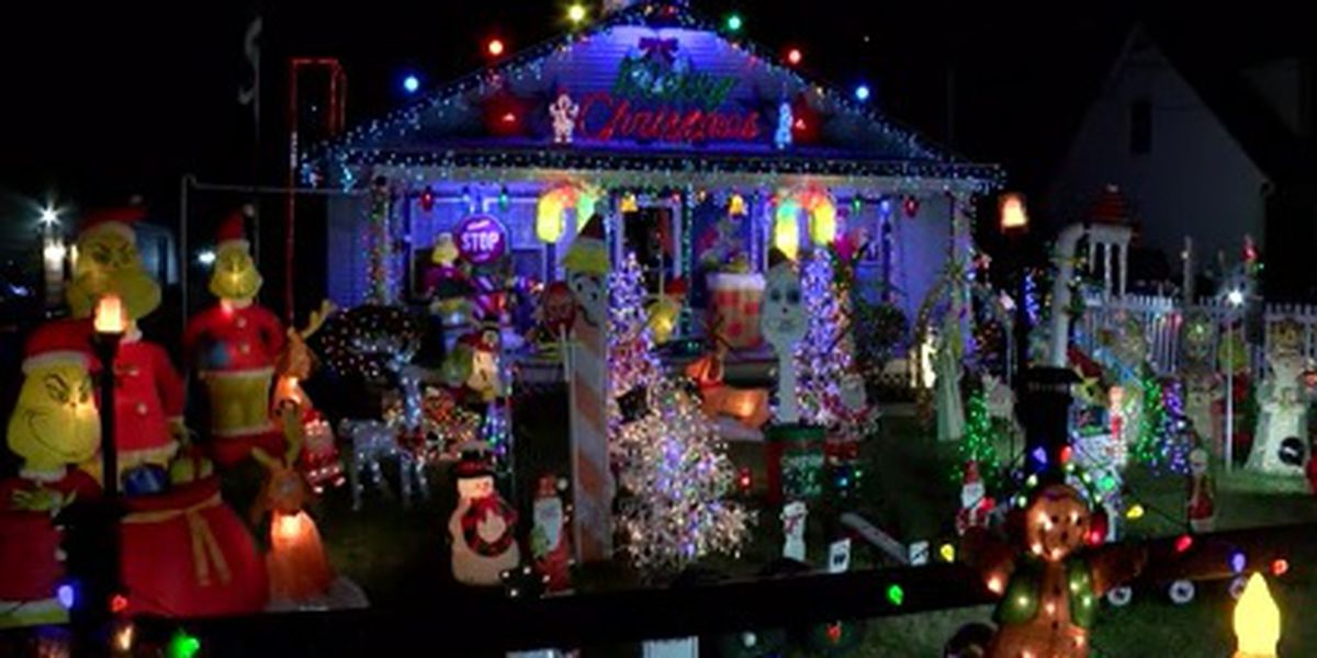 Holiday Homes 2020: Henrico home has been lighting up neighborhood for decades