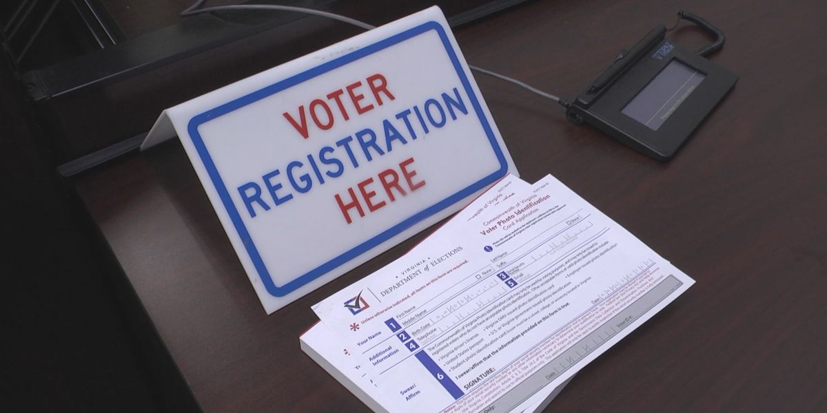Virginia voter registration continues to climb as deadline looms