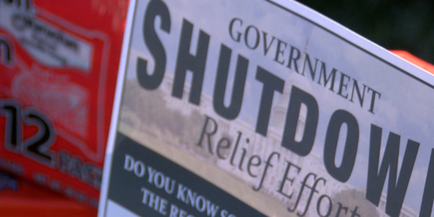 State shutdown specials for furloughed workers