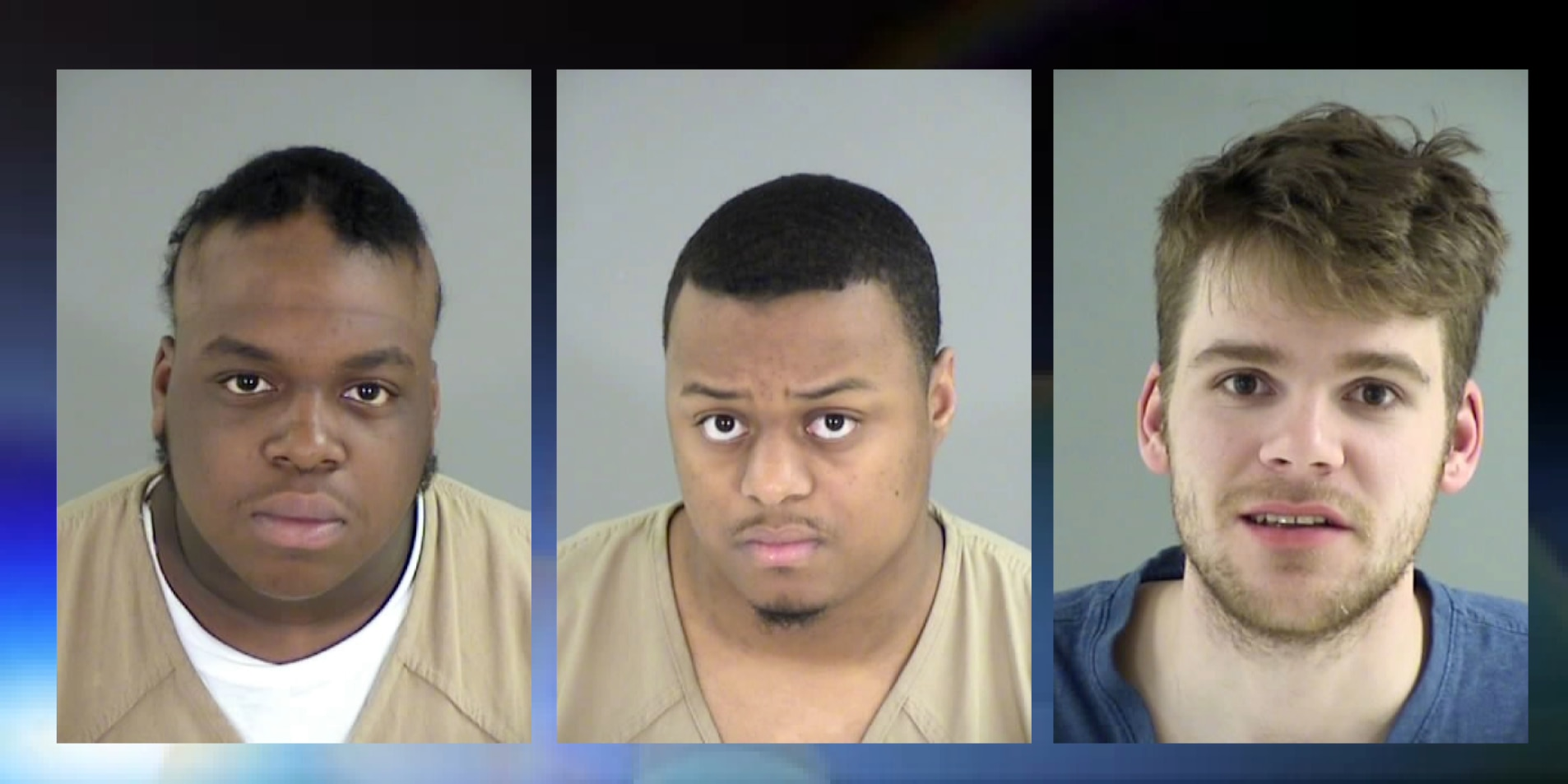 3 men charged with firearm possession while at Henrico high school