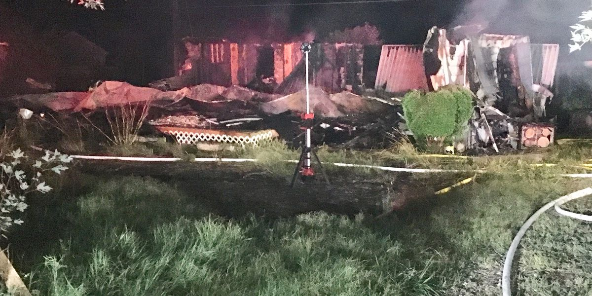 Fire badly damages vacant Amelia home
