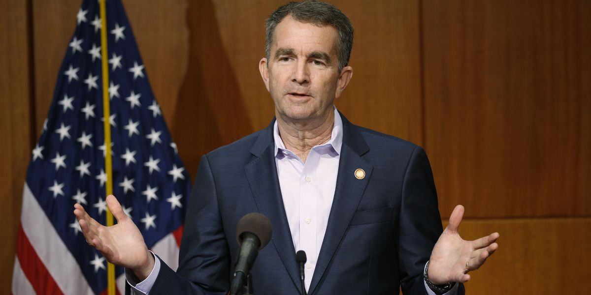 Gov. Northam's guidelines for reopening Virginia include easing restrictions for restaurants, salons