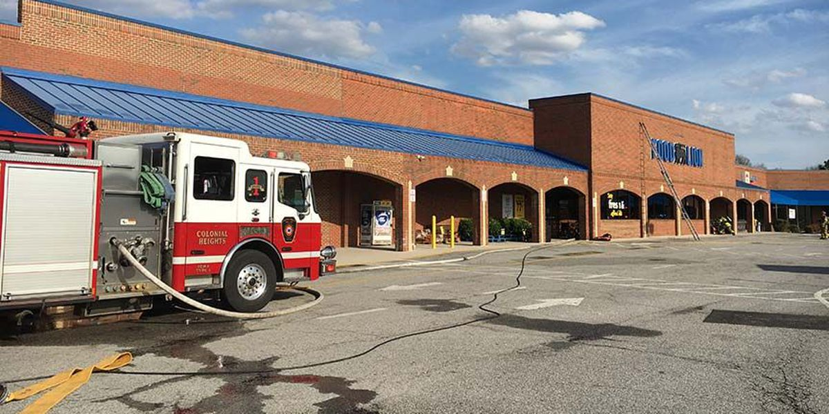 Fire prompts evacuation at Food Lion, causes $15K damage to building