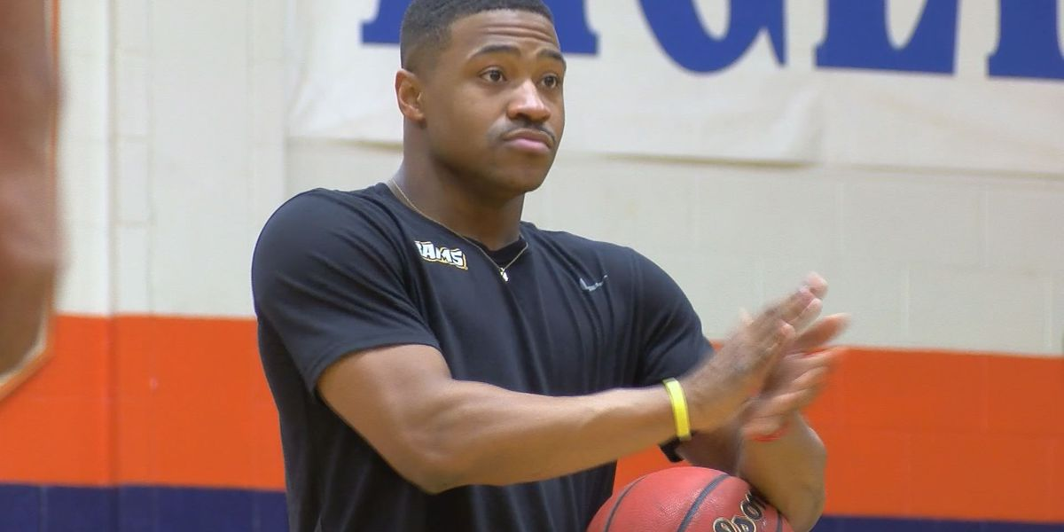 Burston returns to basketball as high school assistant