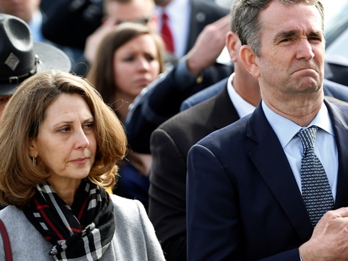Virginia Gov. Ralph Northam, First Lady test positive for COVID-19