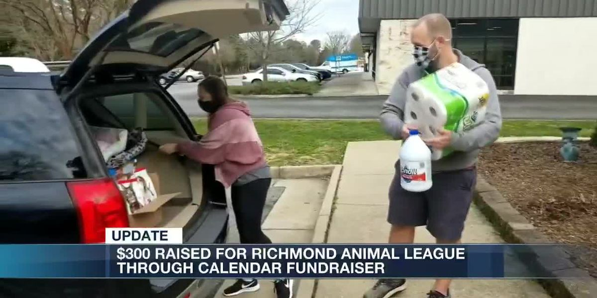 Woman raises over $300 for RAL by selling calendar of 16-year-old cat