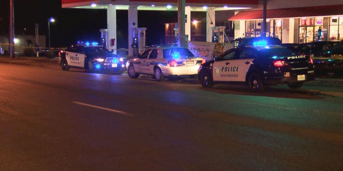 Woman dies after Richmond gas station shooting