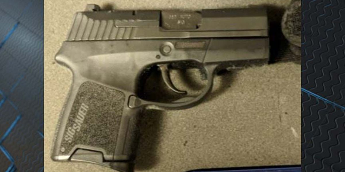 Man with loaded gun stopped at Norfolk airport