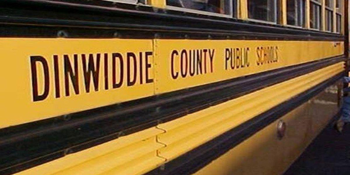 Dinwiddie school locked down after man found sleeping in vehicle