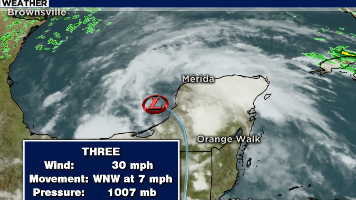 Tropical Storm Cristobal Forms Tuesday