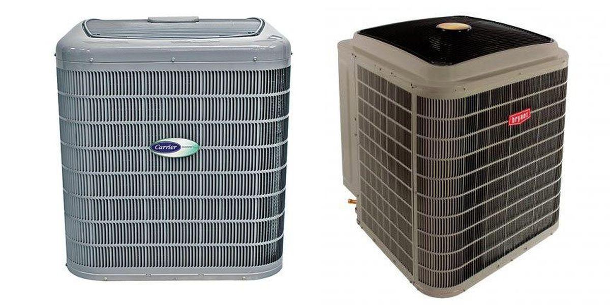 Heat pumps recalled due to fire hazard