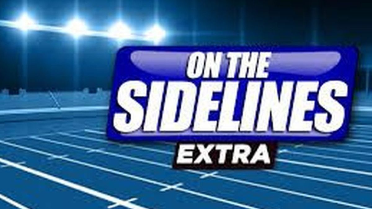 On the Sidelines scores and schedule- 9/13/19