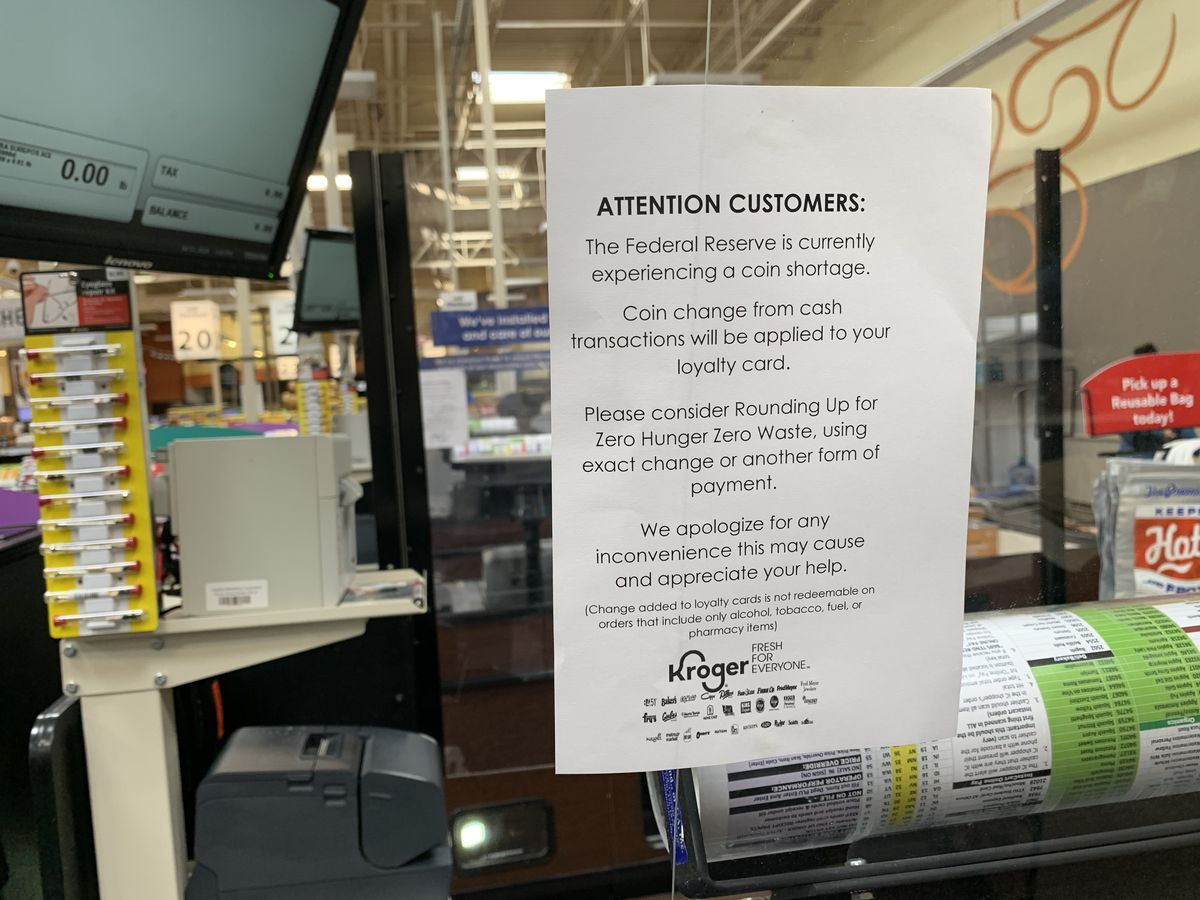 Businesses in Richmond start to restrict coin change as result of nationwide shortage