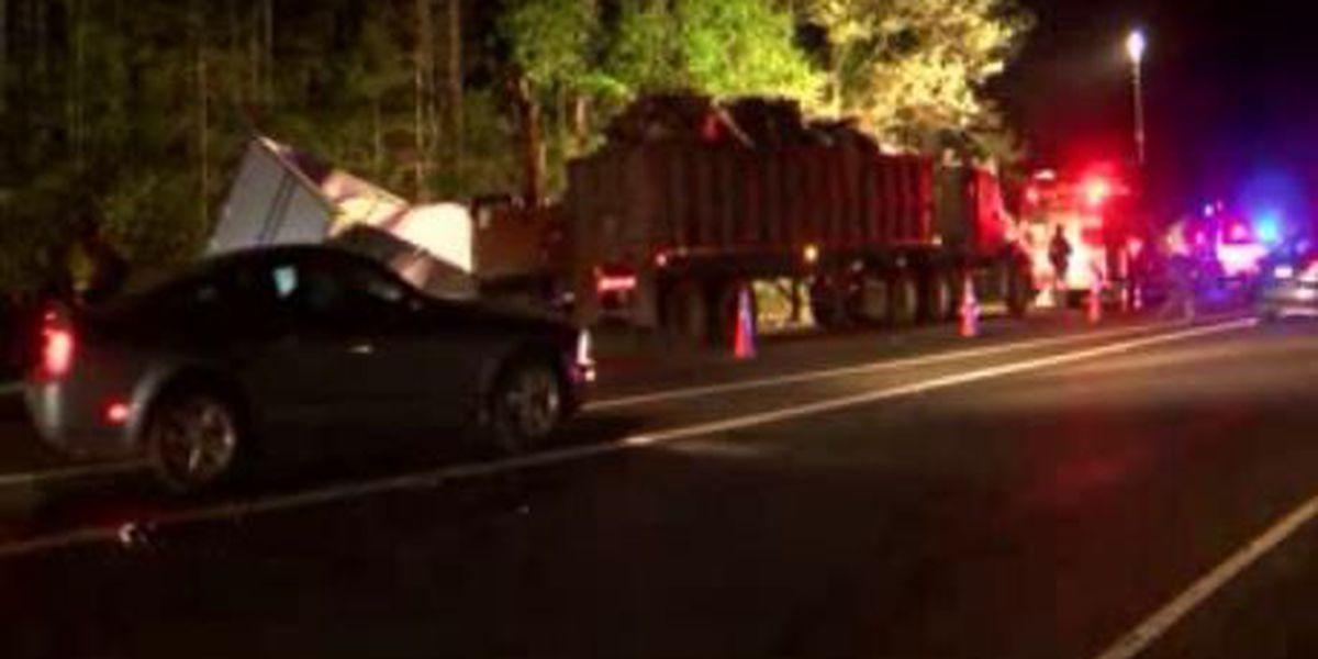 I-64W back open after fatal crash in New Kent