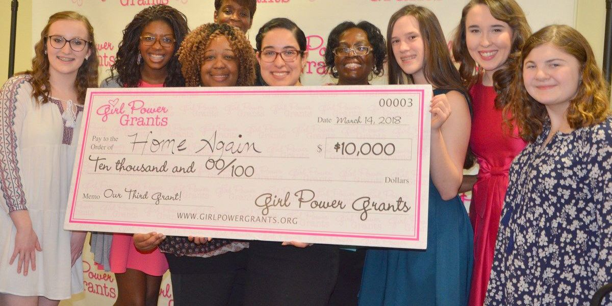Girl Power Grants awards $10K to homeless shelter