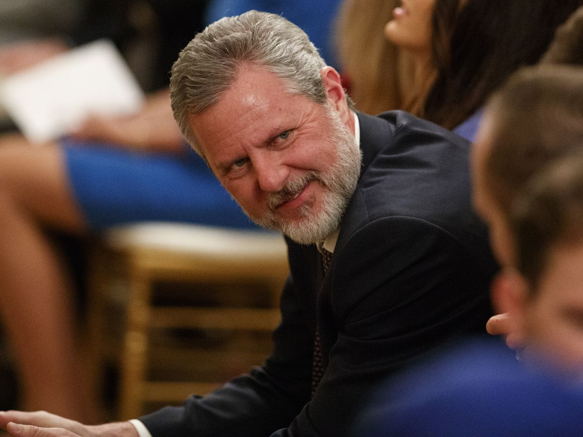 Falwell Jr. responds to Liberty lawsuit
