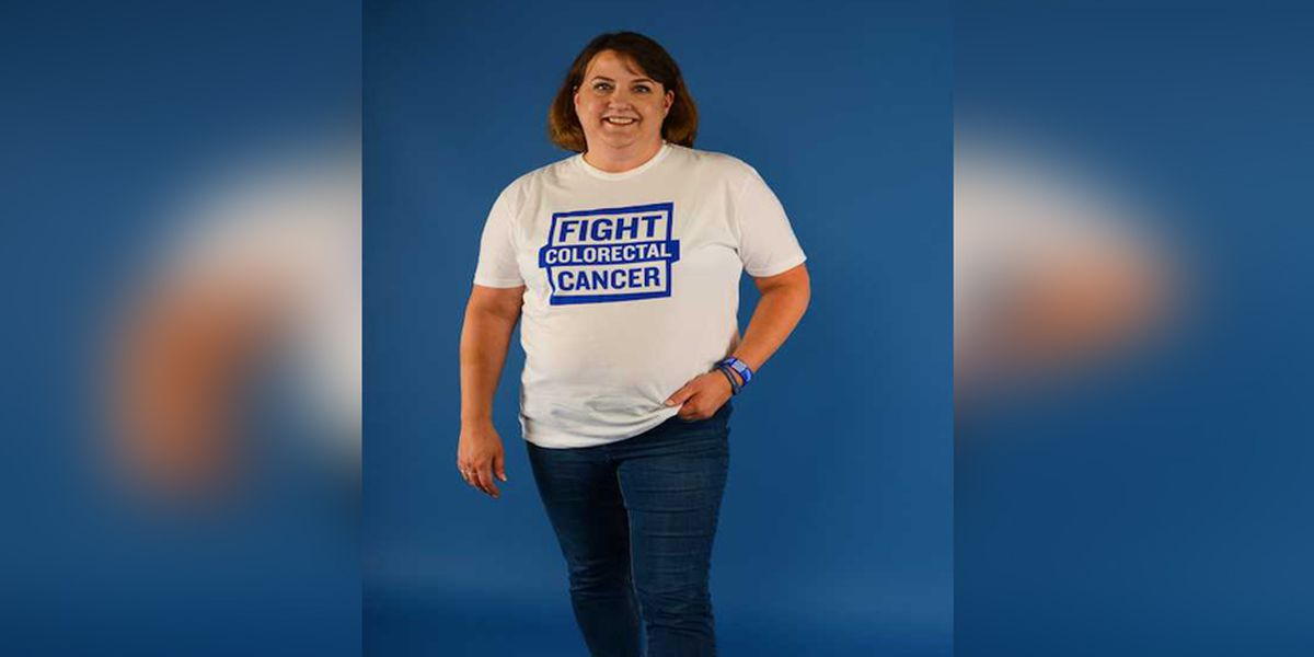 Mechanicsville woman featured in Colorectal Cancer Awareness Month campaign