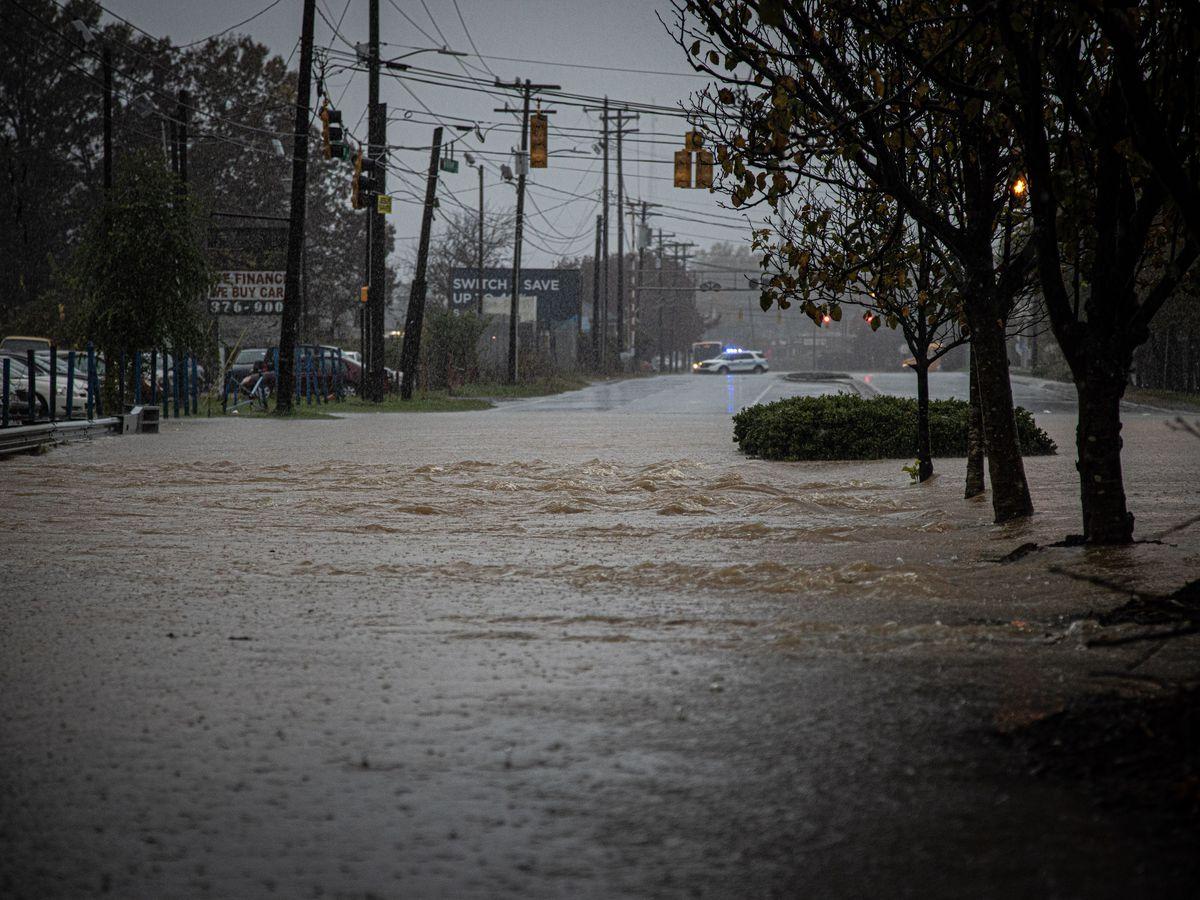 VDH: Beware of health risks, dangerous roadways after heavy rain