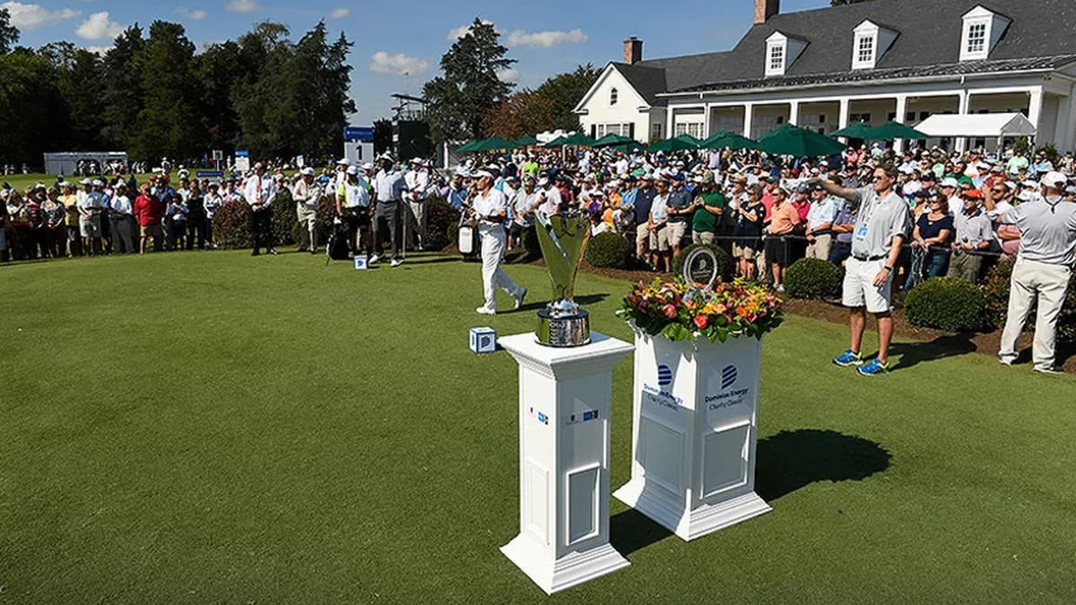 PGA TOUR Champions and Dominion Energy extends Dominion Energy Charity Classic for 10 years