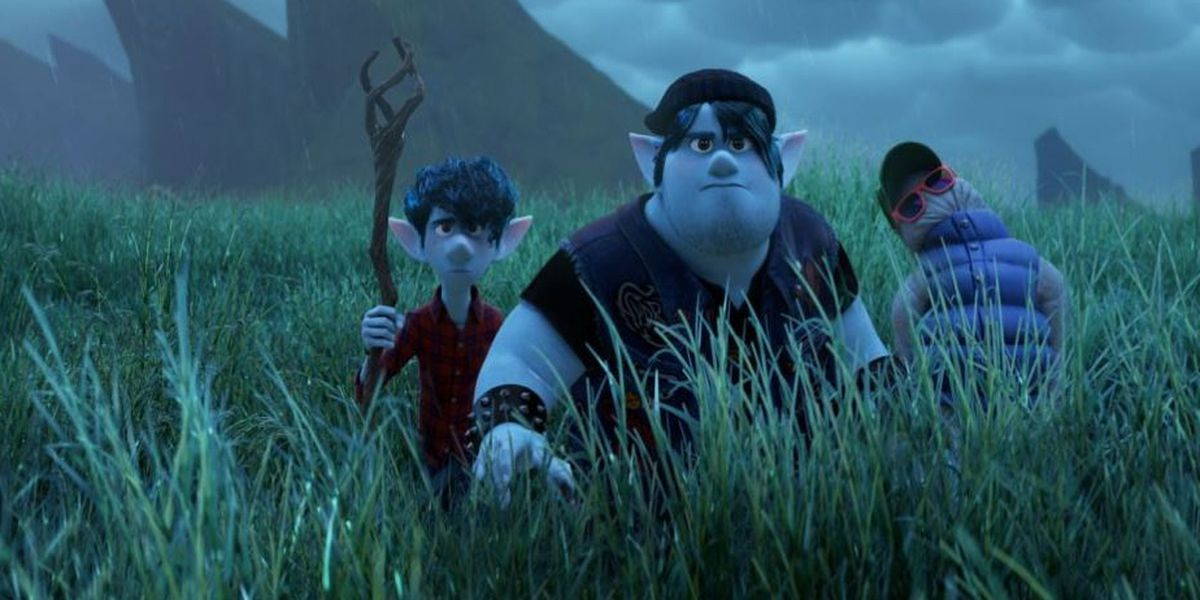 Disney does quick flip, moves 'Onward' from box office to digital release