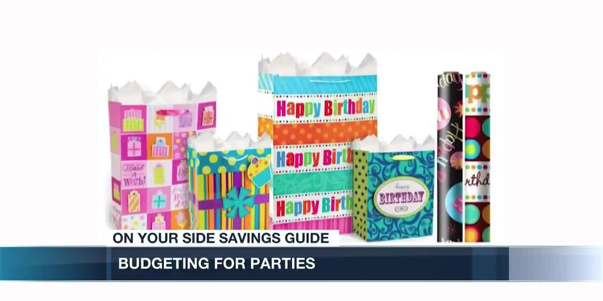 Budgeting for parties