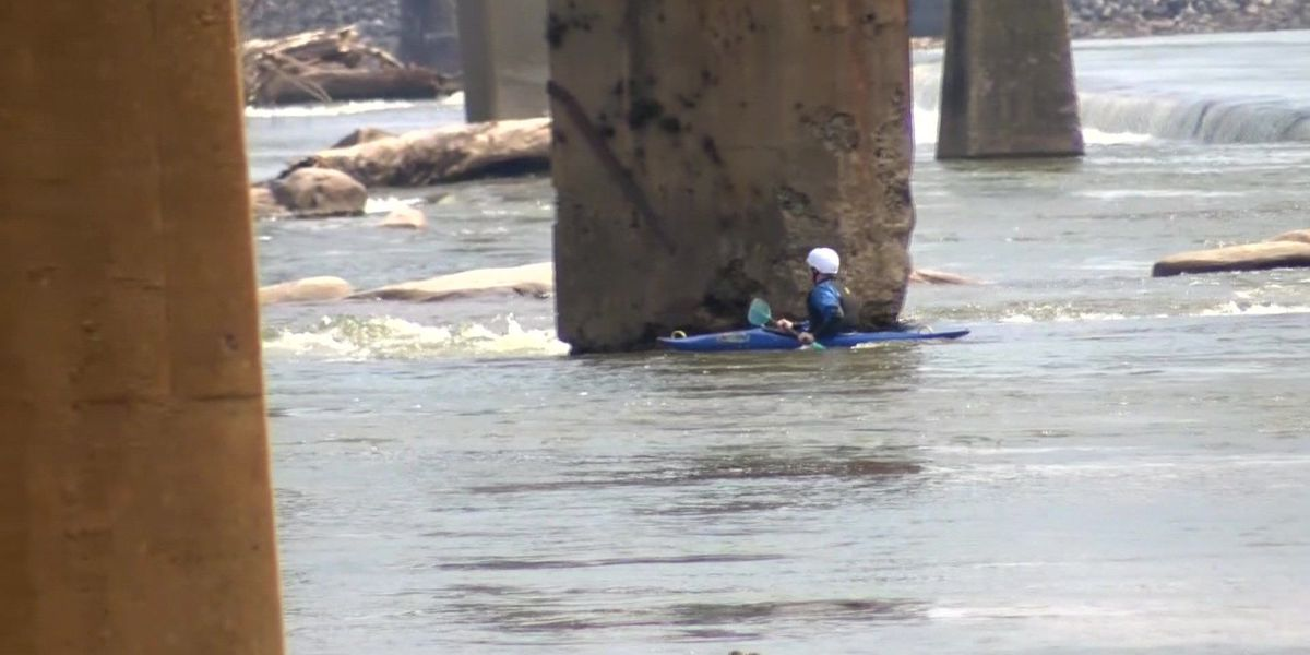 Paddle Alert warns water lovers to be careful