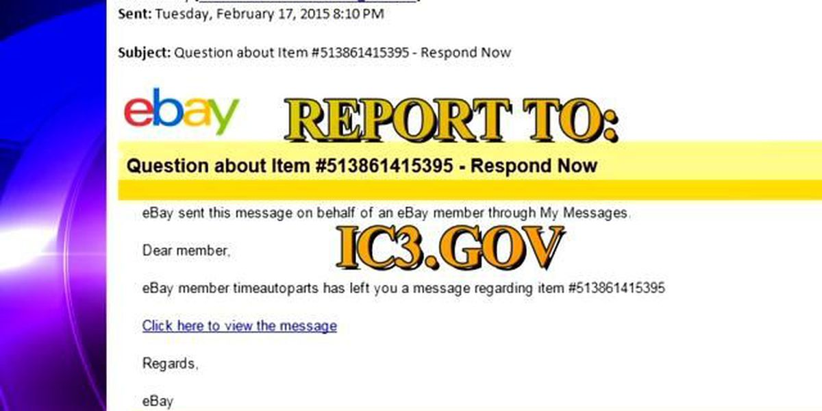 On Your Side Alert: Warning about scam emails