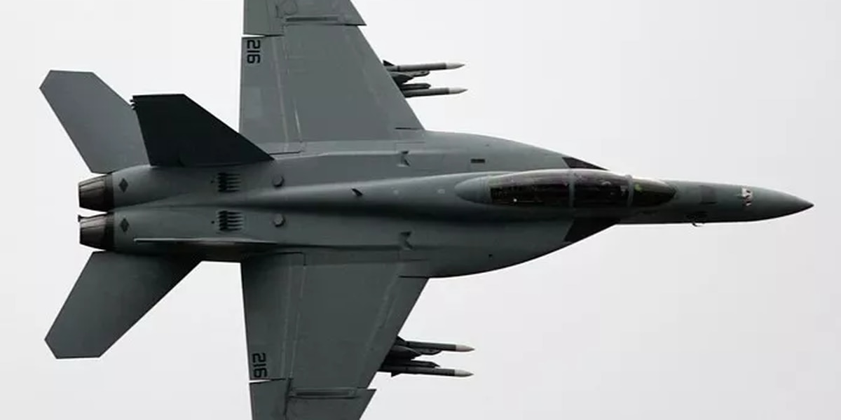 Officials: Navy jet crashes off Key West