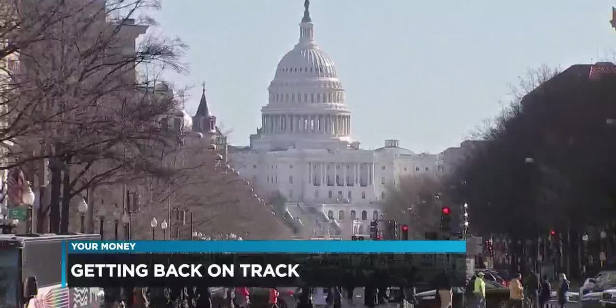 Federal workers have to get back on track financially