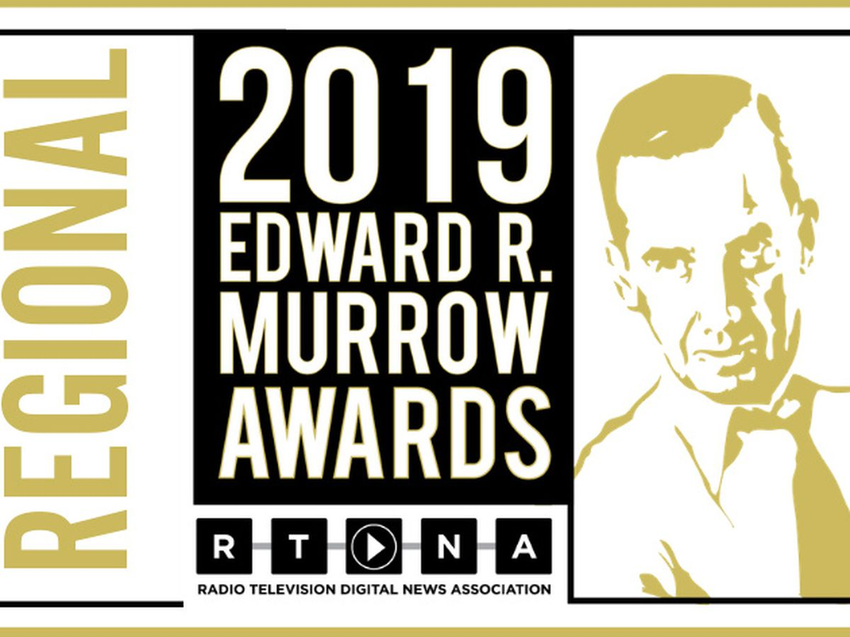 NBC12 wins regional Edward R. Murrow award for excellence in social media