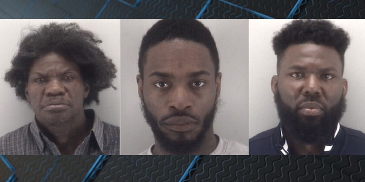 3 men arrested, charged in Randolph neighborhood killing