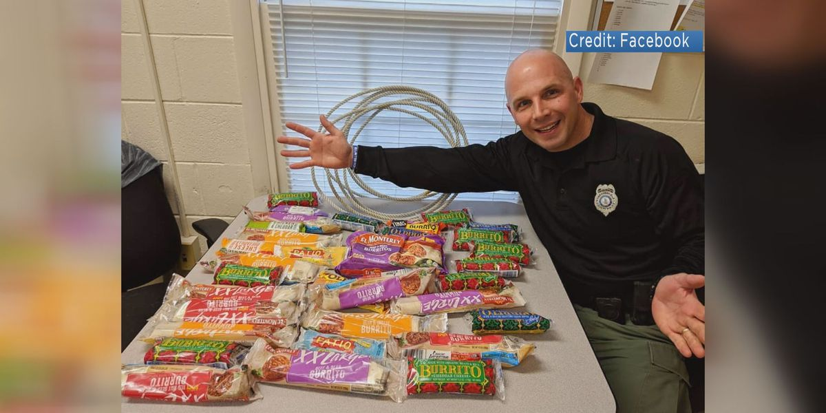 Chesterfield Animal Services exchanges animals for frozen burritos