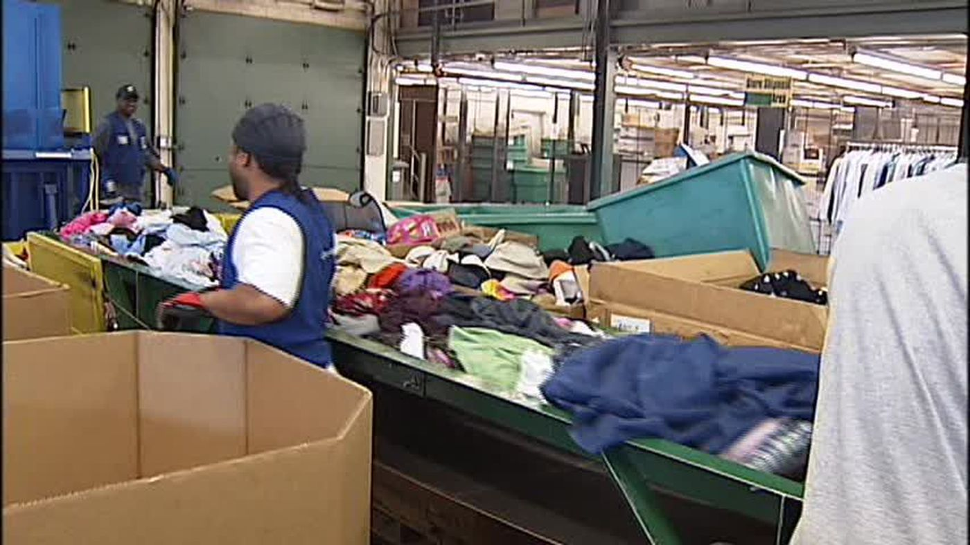 For-profit' clothes donation programs hurting Goodwill