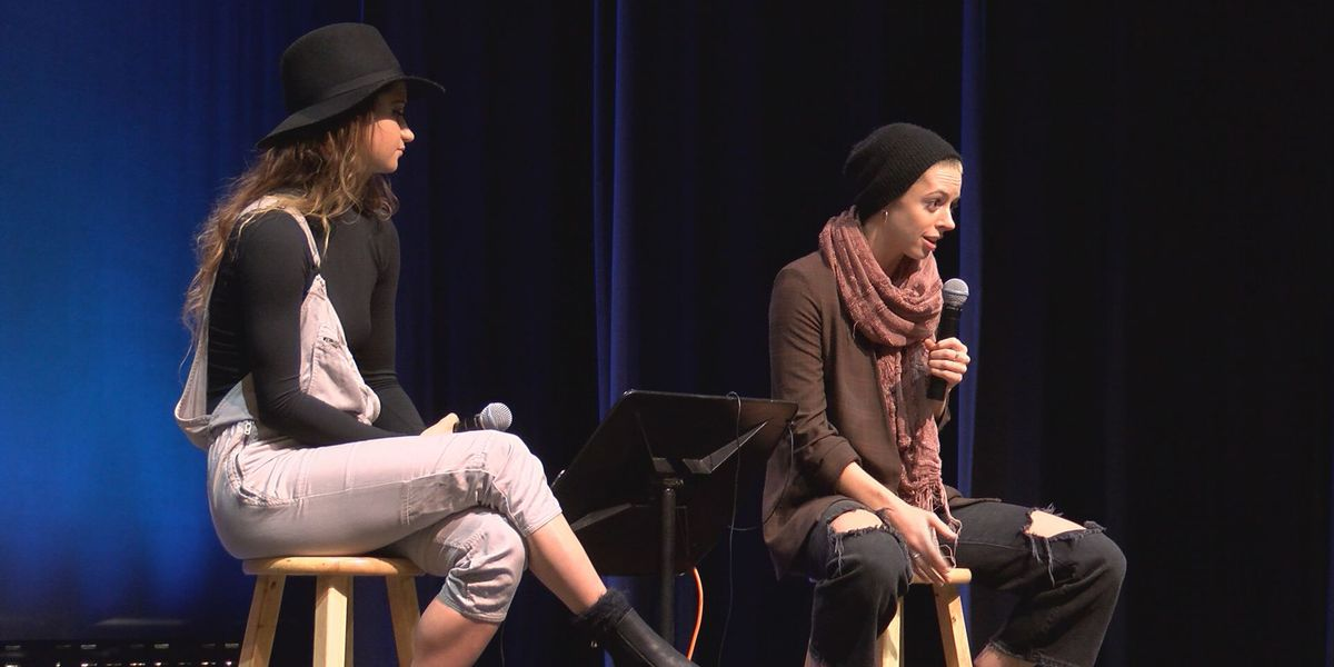 'Hamilton' actors visit Henrico High School