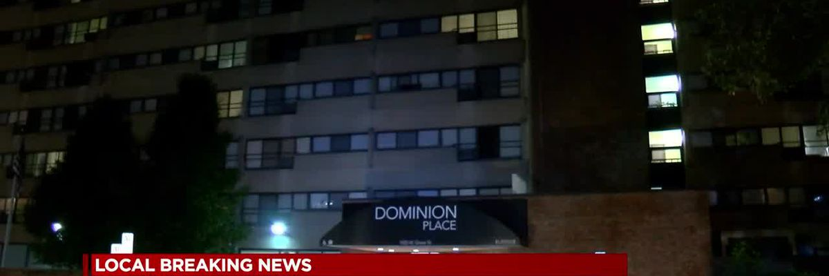 1 dead after fire at Richmond senior apartments