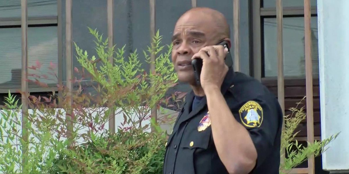 City manager 'seeking new leadership' in Petersburg Police Chief termination
