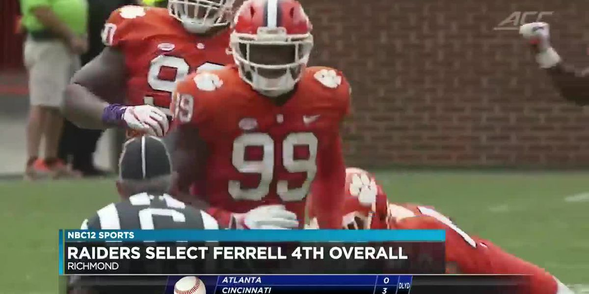 Benedictine's Farrell drafted 4th overall