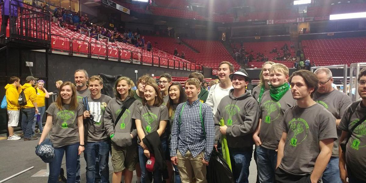 3 robotics teams qualify for world championships