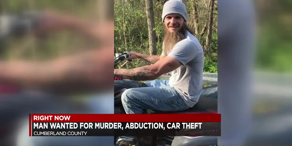 Man wanted in Cumberland murder, abduction, carjacking