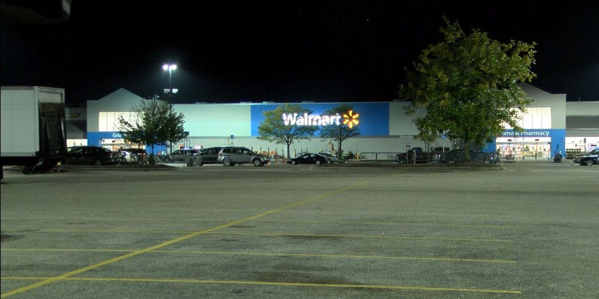 Suspect in custody following shooting at Petersburg Walmart