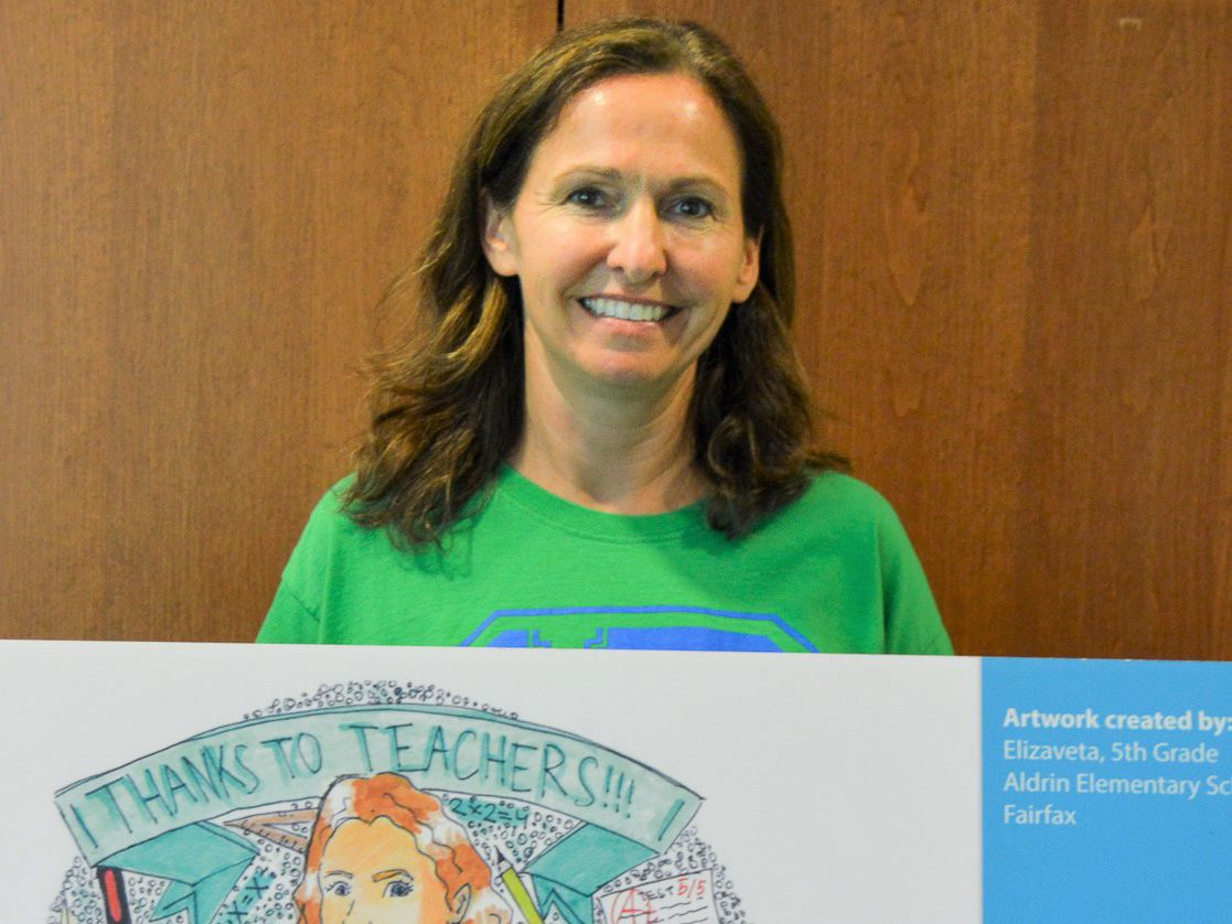 5th-grade teacher wins vacation though 'Thank a Teacher' program